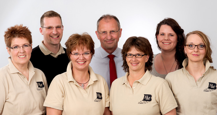 Team Behrmann&Partner